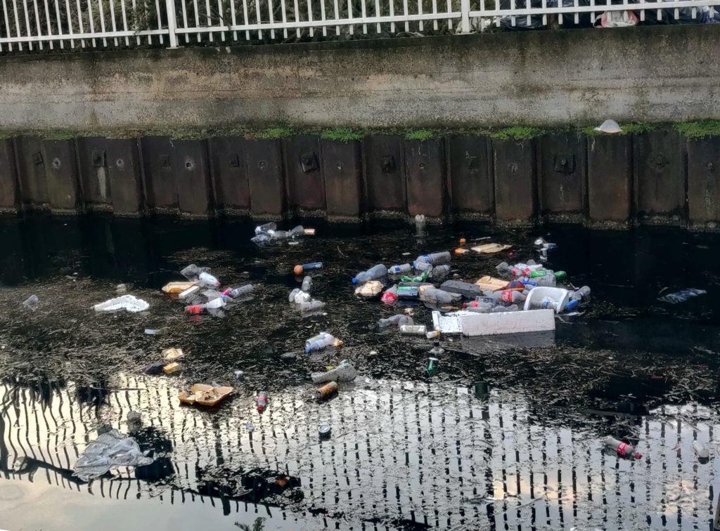 pollution de l'eau à paris